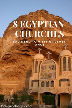 8 Egyptian Churches, Cathedrals and Monasteries You Need to Visit at Least Once. Coptic | Christian | Orthodox | Greek Orthodox | Catholic | Egypt | St. Catherine's Monastery | Mar Girgis | Hanging Church | Coptic Cairo | St. Mark's Cathedral
