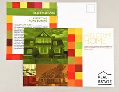 Real Estate Postcard Templates | 15+ Best Real Estate Marketing Postcard Templates | Sample Templates