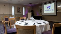 Here at The Harbour Hotel, our experience and expertise is brought to light when organising and running events. The John B Keane Suite offers event organisers versatility, comfort and functionality. With a large ceiling atrium, private bar, an adjustable stage, a portable dancefloor and mood lighting, the John B Keane suite becomes the venue you need it to be.