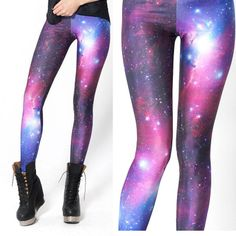 Colorful Women Skinny Leggings Stretchy Jeggings Pencil Tight Pants Pattern