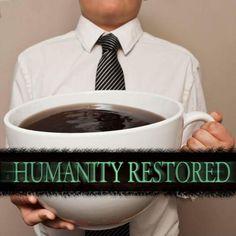(7) I like my coffee like I like my souls... - Imgur