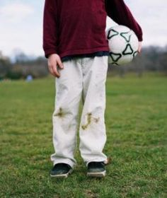 Get Rid of Grass Stains