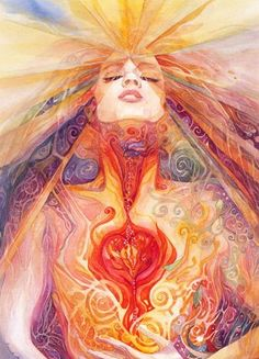 Divine Spark:  The Spark within.
