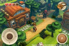 Oceanhorn - The Adventure Game: Oceanhorn - New adventure game from the developers of Death Rally!