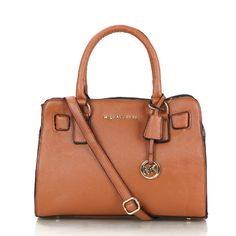Welcome To Our Michael Kors Dillon Medium Brown Satchels Online Store