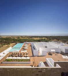 Ecork Hotel in Évora by José Carlos Cruz