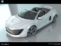 BMW X Roadster Concept by Aldo Schurmann