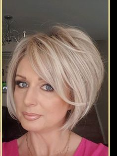Bob Frisuren Kurz Hairstyles for every type Wedding Music Tips: How To Choose The Best Wedding Music Medium Hair Cuts, Short Hair Cuts, Medium Hair Styles, Curly Hair Styles, Short Hair With Layers, Layered Hair, Bobs For Thin Hair, Layered Bob Hairstyles, Swing Bob Hairstyles