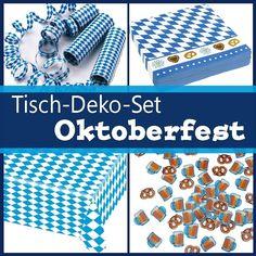 Sparpaket Oktoberfest - Deko-Set für den Tisch