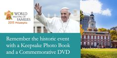 WMOF LIVE Stream Congress and Papal Visit - World Meeting of Families 2015 : World Meeting of Families 2015