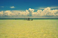 me & the lagoon. mexico