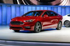 2017 Ford Fusion Energi Concept Info