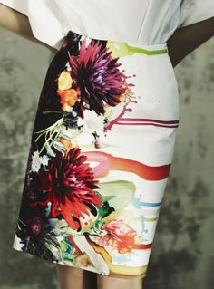 photoreal floral