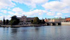Estocolmo. Foto de Simona De Matteo
