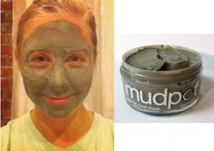 Black Rock Mud Company Mudpot restores pH balance and purifies the skin. Bonus - the packaging is plantable and contains wildflower seeds!