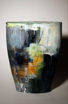 Gretchen Wachs | Glazed Ceramic Vessel