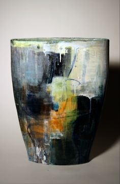 Gretchen Wachs | Glazed Ceramic Vessel