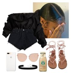 """some tings don't go as planned"" by soggybread ❤ liked on Polyvore featuring E L L E R Y, Topshop and 2028"