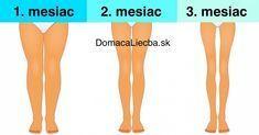 Chceli by ste mať krajšie a štíhlejšie nohy? Stačí vám cvičiť tieto cviky každý večer 3 minúty pred spaním a onedlho sa vám tento sen splní.