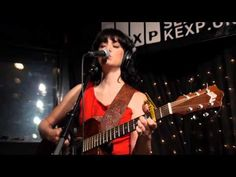 Nikki Lane - You Can't Talk To Me Like That (Live on KEXP)