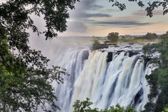 Experience Victoria Falls at The Royal Livingstone in Zambia