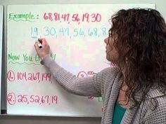 Flipping the 4th Grade Classroom  Math Instruction: Range