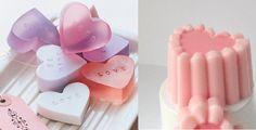 Sabun Nasıl Yapılır: En Güzel Sevgililer Günü Sabunları   elitstil.com