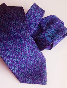Your place to buy and sell all things handmade Silk Ties, Hermes, Collection, Vintage, Etsy, Fashion, Moda, Fashion Styles, Vintage Comics