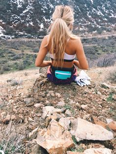 When your hike game is strong... gotta have that Krave pac for hiking  www.kravesupply.com