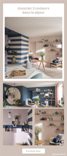 Novel Small Living Room Design and Decor Ideas that Aren't Cramped - Di Home Design Small Space Interior Design, Small Living Room Design, Modern Interior Design, Living Room Designs, Home Staging, Interior Design Living Room, Living Room Decor, Jouer, House Design