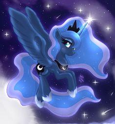 MLP FIM - Princess Luna 7 by Joakaha.deviantart.com on @deviantART