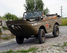 GAZ 46 (Gorkiy Auto Zavod, Russia)