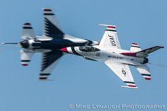 USAF Thunderbirds - 2015 Cleveland National Air Show