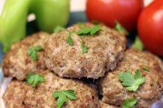 Stavnate fasirky pecene v rure. Beef, Food, Meat, Essen, Meals, Yemek, Eten, Steak