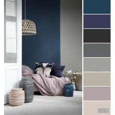 Schlafzimmer Ideen, Wohnzimmer, Welche Farbe, Farbschemata, Farbenspiel,  Farbkombinationen, Farbpalette, Raumgestaltung, Wohnraum, Wandfarbe  Farbtöne, ...