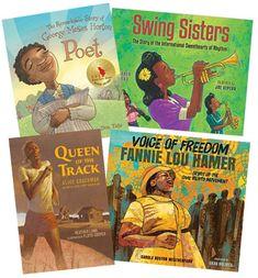 Great Picture Books on Black History | The Ezra Jack Keats Foundation