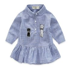 Cartoon Cat Dress