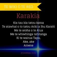 "Karakia - ""May the grace of the Lord Jesus Christ, and the love of God, and the fellowship of the Holy Spirit be with you all. Maori Songs, Maori Designs, Christian Crafts, Maori Art, Creative Teaching, Word Of God, Early Childhood, Gods Love, Proverbs"