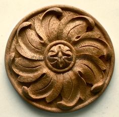 Wood Carving Designs, Wood Carving Art, Stone Carving, Wood Art, Metal Crafts, Wood Crafts, Gold Aesthetic, Ceiling Rose, Wood Boxes