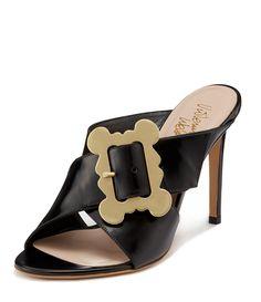 VIVIENNE WESTWOOD Frame Sandals. #viviennewestwood #shoes #