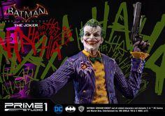 ArtStation - The Joker - Prime1, Steferson Rocha
