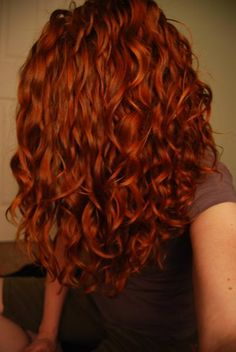 Love it! Clary Fray curls!                                                                                                                                                                                 More