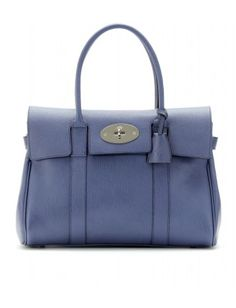 Mulberry - BAYSWATER LEATHER TOTE Luxury Fashion, Womens Fashion, Designing Women, Leather, Bags, Shoes, Style, Jewelry, Handbags