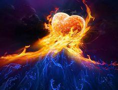 Purificação Espiritual Deus quer purificar sua vida totalmente. Começando pela água da Palavra de Deus, então se não ficar limpo, precisa ser imerso em águas de Provações. Para uma purificação mais profunda, o Espírito Santo nos limpa com seu Fogo, mas quando não ficamos limpos, passamos pelo Fogo das Provações.