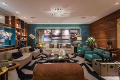 Living Room Designs, Living Room Decor, Interior Design, Table, Furniture, Home Decor, Decorating Ideas, Living Room Carpet, Office Guest Bedrooms