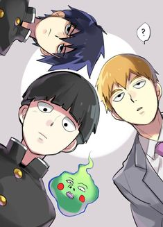Mob Pscho 100 is seriously becoming one of my favourite anime at the moment •3•
