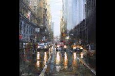 Mark Lague - S.Francisco in the rain