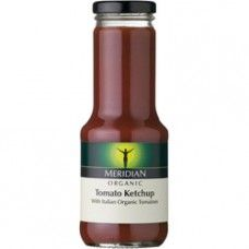 Meridian Organic Tomato Ketchup 285g  http://www.nombox.co.uk/index.php?route=product/product_id=402_id=8672