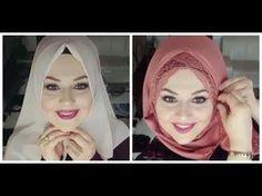لفات حجاب 2017❤ تركية❤ سهلة ❤و جميلة جدا ❤تجعلك انيقة المحجبات❤ روعة❤ لازم كل بنت محجبة تعرفها ❤✔ - YouTube