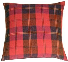 The Pillow Decor decorative throw pillow collection includes the Contemporary Plaid Red Throw Pillow from Pillow Decor Plaid Throw Pillows, Buy Pillows, Throw Pillow Sets, Designer Throw Pillows, Outdoor Throw Pillows, Decorative Throw Pillows, Pillow Talk, Accent Pillows, Home Decor Catalogs